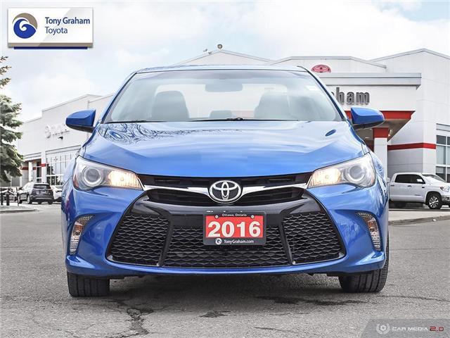 2016 Toyota Camry XSE (Stk: U9102) in Ottawa - Image 2 of 29