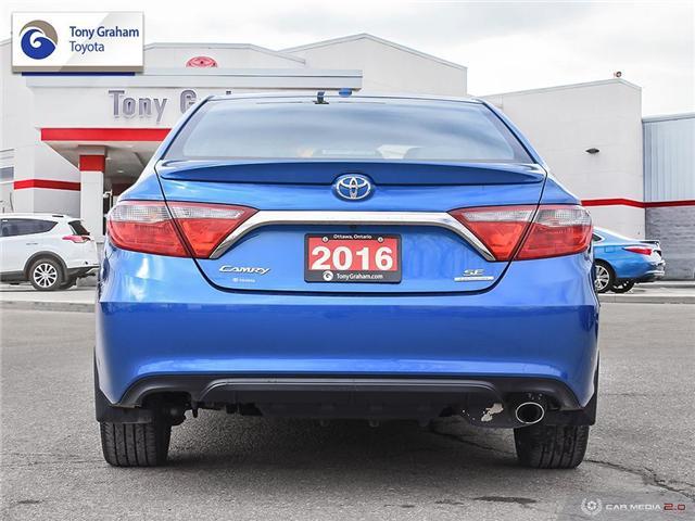 2016 Toyota Camry XSE (Stk: U9102) in Ottawa - Image 5 of 29