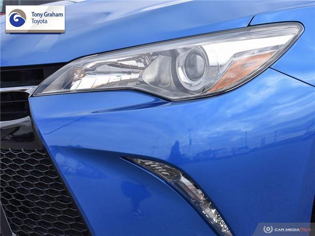 2016 Toyota Camry XSE (Stk: U9102) in Ottawa - Image 10 of 29