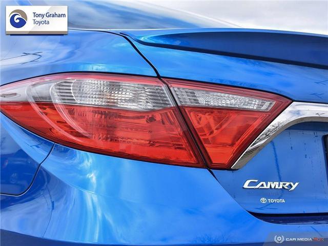 2016 Toyota Camry XSE (Stk: U9102) in Ottawa - Image 12 of 29