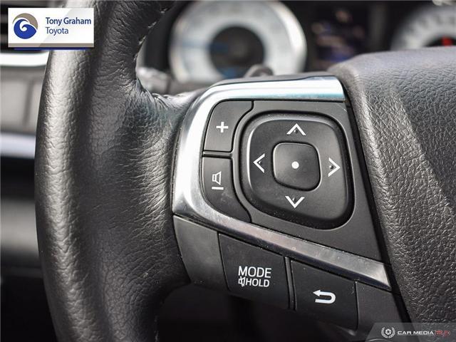 2016 Toyota Camry XSE (Stk: U9102) in Ottawa - Image 17 of 29