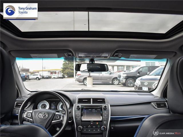 2016 Toyota Camry XSE (Stk: U9102) in Ottawa - Image 28 of 29