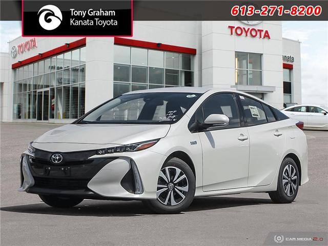 2019 Toyota Prius Prime Base (Stk: 89353) in Ottawa - Image 1 of 27