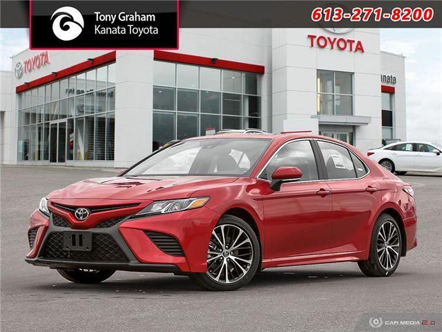 2019 Toyota Camry SE (Stk: 89333) in Ottawa - Image 1 of 27
