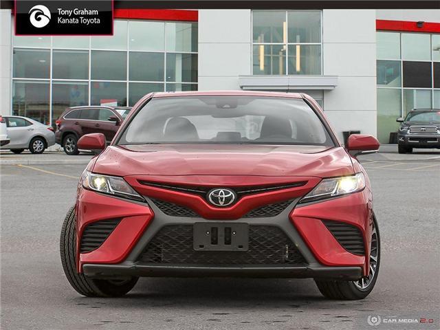 2019 Toyota Camry SE (Stk: 89333) in Ottawa - Image 2 of 27