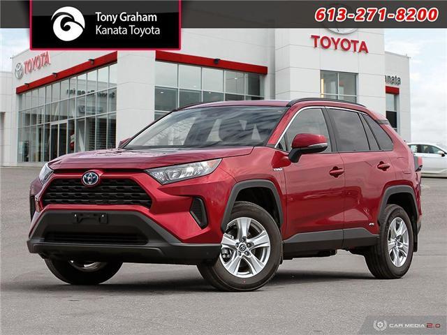 2019 Toyota RAV4 Hybrid LE (Stk: 89368) in Ottawa - Image 1 of 28