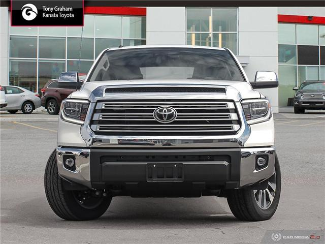 2019 Toyota Tundra Limited 5.7L V8 (Stk: 89184) in Ottawa - Image 2 of 28