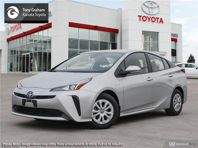 2019 Toyota Prius Base (Stk: 89383) in Ottawa - Image 1 of 24