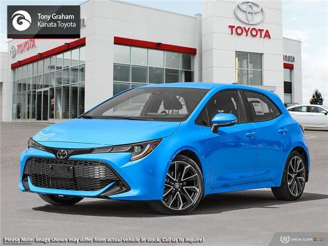 2019 Toyota Corolla Hatchback SE Upgrade Package (Stk: 89342) in Ottawa - Image 1 of 24