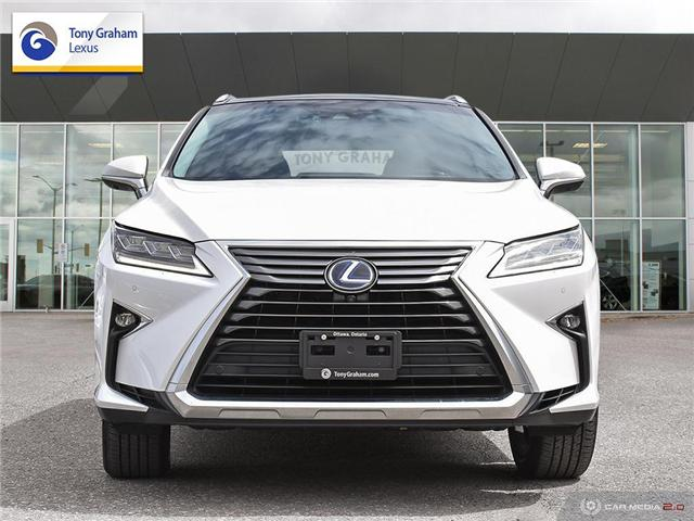 2018 Lexus RX 450h Base (Stk: P8411A) in Ottawa - Image 2 of 30