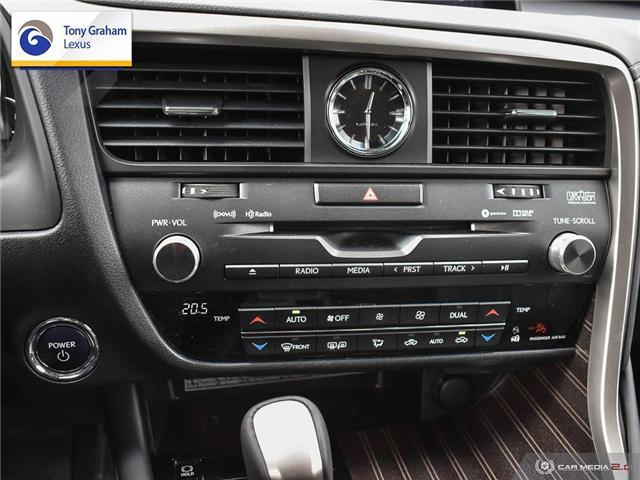 2018 Lexus RX 450h Base (Stk: P8411A) in Ottawa - Image 19 of 30