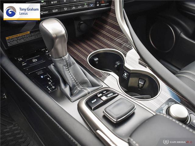 2018 Lexus RX 450h Base (Stk: P8411A) in Ottawa - Image 20 of 30