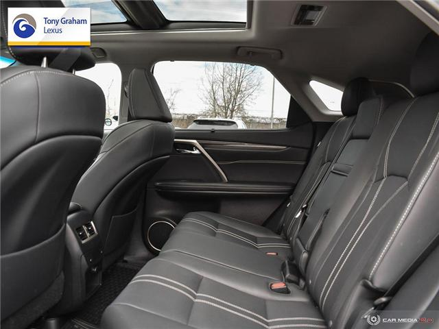 2018 Lexus RX 450h Base (Stk: P8411A) in Ottawa - Image 24 of 30