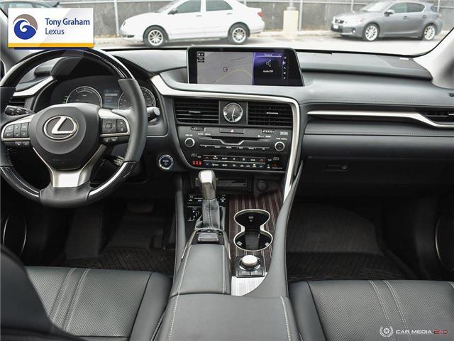 2018 Lexus RX 450h Base (Stk: P8411A) in Ottawa - Image 25 of 30