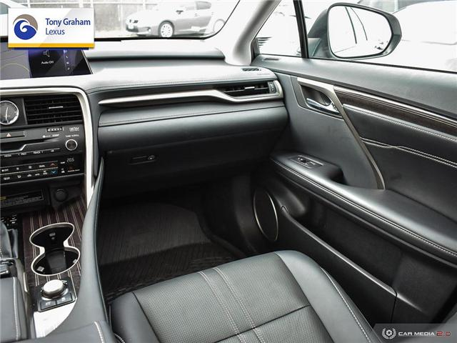 2018 Lexus RX 450h Base (Stk: P8411A) in Ottawa - Image 26 of 30