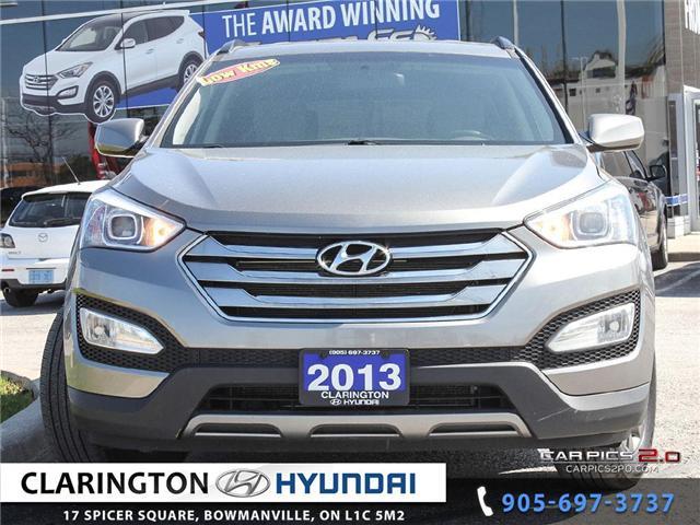 2013 Hyundai Santa Fe Sport 2.4 Premium (Stk: U872) in Clarington - Image 2 of 27