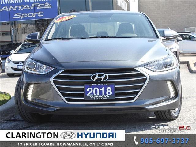 2018 Hyundai Elantra GL SE (Stk: U877) in Clarington - Image 2 of 27