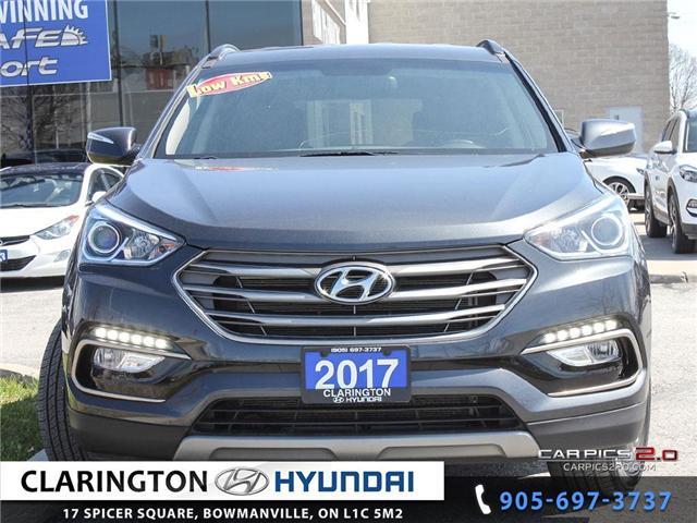 2017 Hyundai Santa Fe Sport 2.4 Premium (Stk: U881) in Clarington - Image 2 of 27