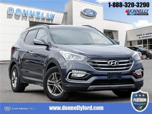 2018 Hyundai Santa Fe Sport  (Stk: PLDUR6104) in Ottawa - Image 1 of 28