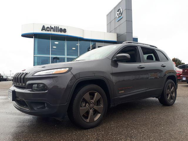 2017 Jeep Cherokee North (Stk: K930A) in Milton - Image 1 of 12