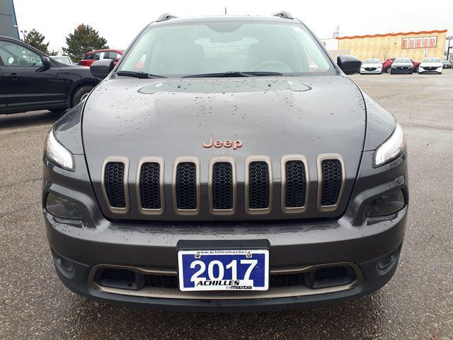 2017 Jeep Cherokee North (Stk: K930A) in Milton - Image 2 of 12