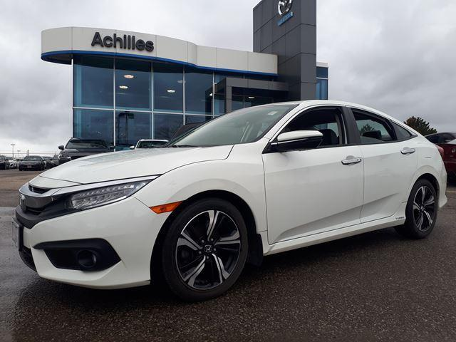 2016 Honda Civic Touring (Stk: H1829A) in Milton - Image 1 of 11