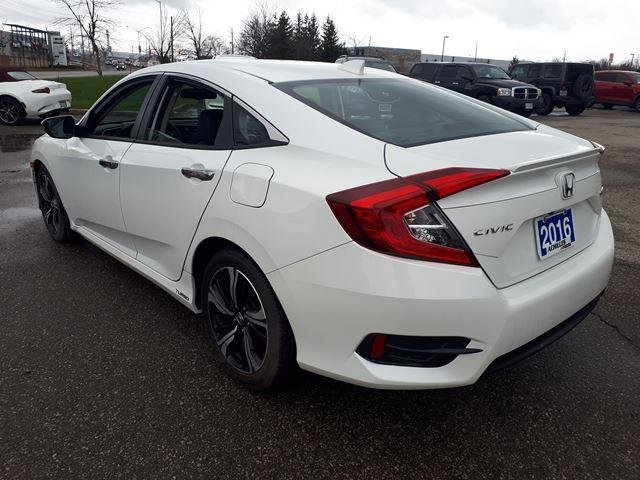 2016 Honda Civic Touring (Stk: H1829A) in Milton - Image 3 of 11