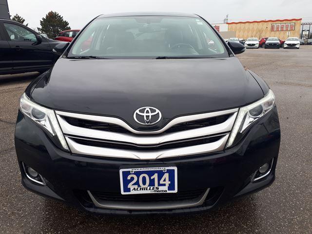2014 Toyota Venza Base V6 (Stk: K945A) in Milton - Image 3 of 11