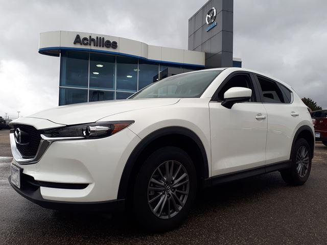 2018 Mazda CX-5 GS (Stk: H1712) in Milton - Image 1 of 12