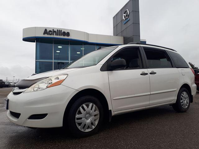 2007 Toyota Sienna CE 7 Passenger (Stk: H1818A) in Milton - Image 1 of 10