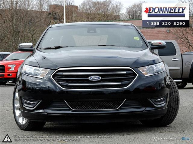 2018 Ford Taurus Limited (Stk: PLDUR6102) in Ottawa - Image 2 of 28
