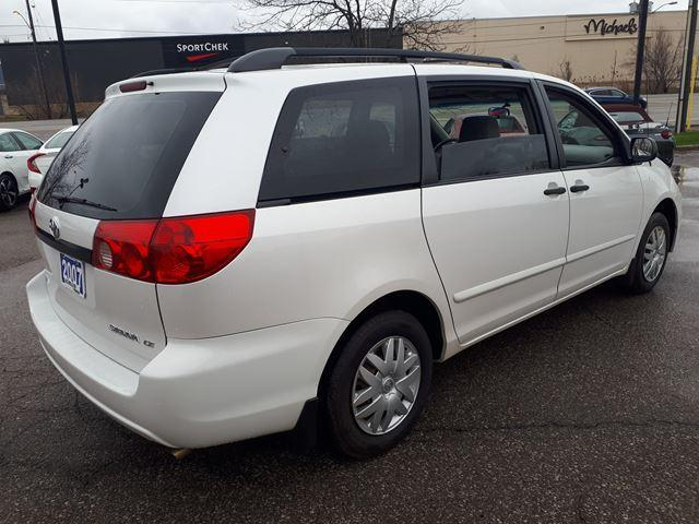 2007 Toyota Sienna CE 7 Passenger (Stk: H1818A) in Milton - Image 5 of 10