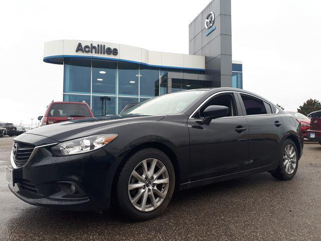 2015 Mazda MAZDA6 GS (Stk: GG935A) in Milton - Image 1 of 10