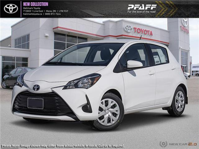 2019 Toyota Yaris 5 Dr LE Htbk 4A (Stk: H19423) in Orangeville - Image 1 of 24