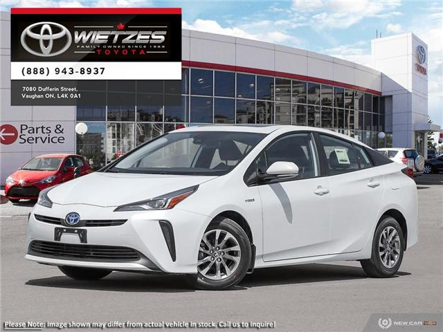 2019 Toyota Prius Technology FWD (Stk: 68482) in Vaughan - Image 1 of 24