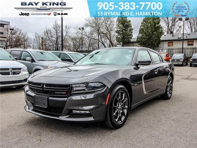 2018 Dodge Charger GT (Stk: 6828R) in Hamilton - Image 1 of 23