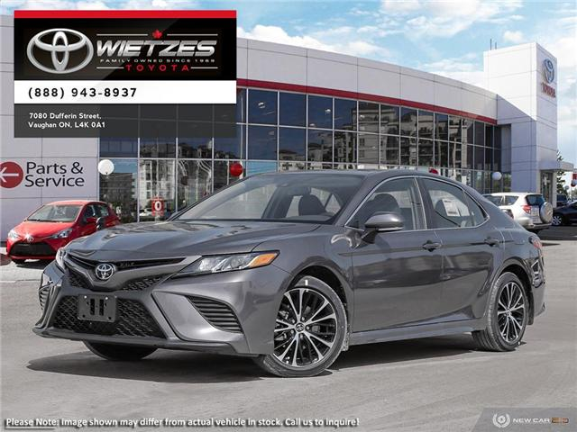 2019 Toyota Camry SE (Stk: 68278) in Vaughan - Image 1 of 24