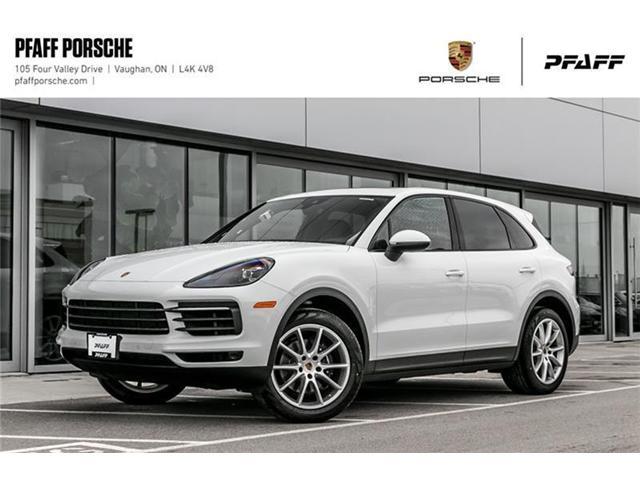 2019 Porsche Cayenne  (Stk: P14081) in Vaughan - Image 1 of 22
