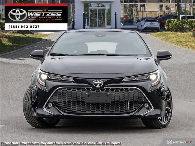 2019 Toyota Corolla Hatchback XSE Package (Stk: 67214) in Vaughan - Image 2 of 27