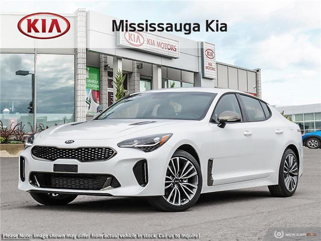 2019 Kia Stinger GT (Stk: ST19002) in Mississauga - Image 1 of 21