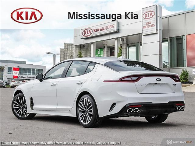2019 Kia Stinger GT (Stk: ST19002) in Mississauga - Image 4 of 21