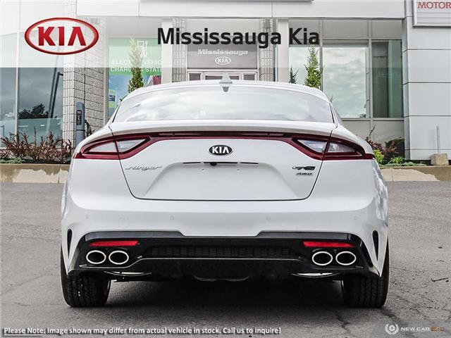 2019 Kia Stinger GT (Stk: ST19002) in Mississauga - Image 5 of 21