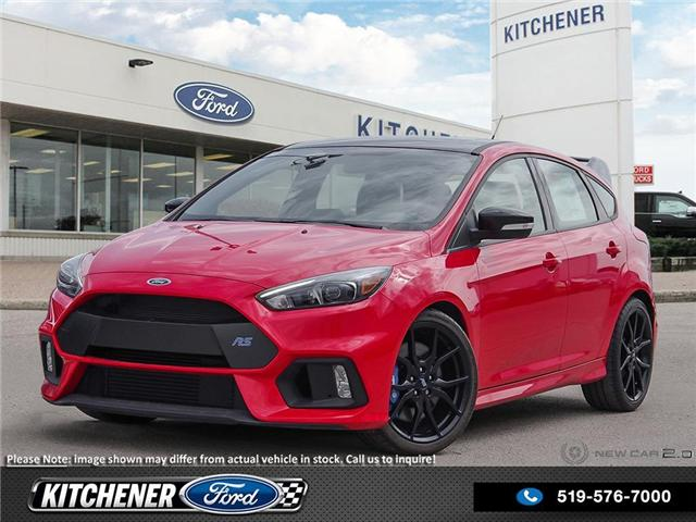 2018 Ford Focus RS Base (Stk: D93640) in Kitchener - Image 1 of 23