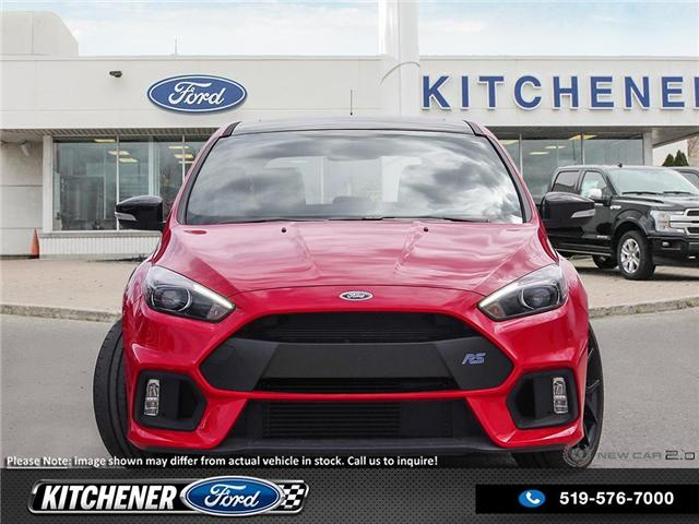 2018 Ford Focus RS Base (Stk: D93640) in Kitchener - Image 2 of 23