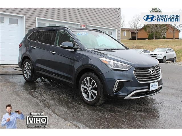 2019 Hyundai Santa Fe XL  (Stk: U2097) in Saint John - Image 1 of 23