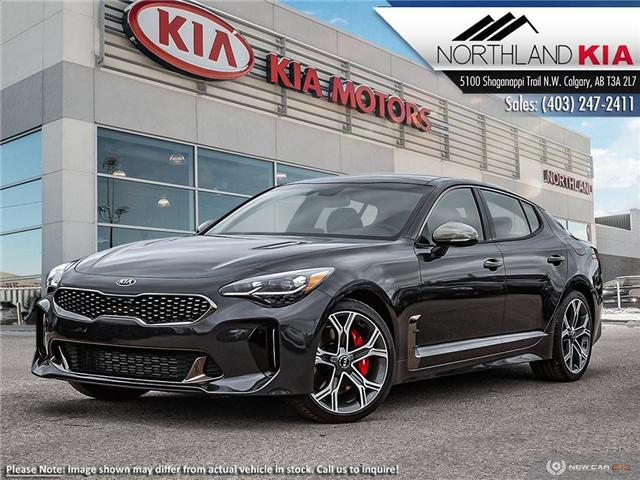 2019 Kia Stinger GT Limited (Stk: 9ST4251) in Calgary - Image 1 of 23