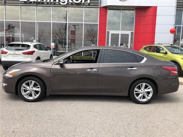 2013 Nissan Altima 2.5 SL (Stk: A6661) in Burlington - Image 2 of 20