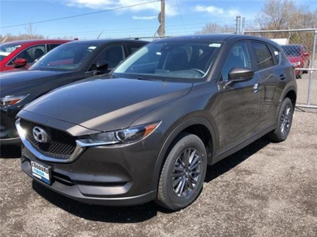 2019 Mazda CX-5 GX (Stk: 19134) in Cobourg - Image 1 of 5