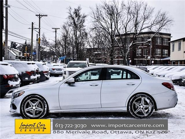 2015 Mercedes-Benz C-Class Base (Stk: 021715) in Ottawa - Image 2 of 30
