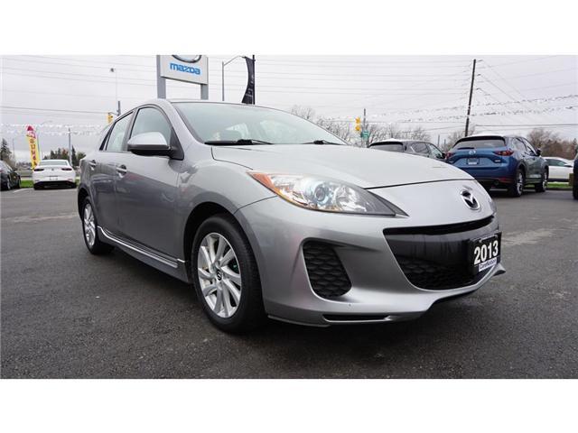 2013 Mazda Mazda3 GS-SKY (Stk: HN1615A) in Hamilton - Image 4 of 38